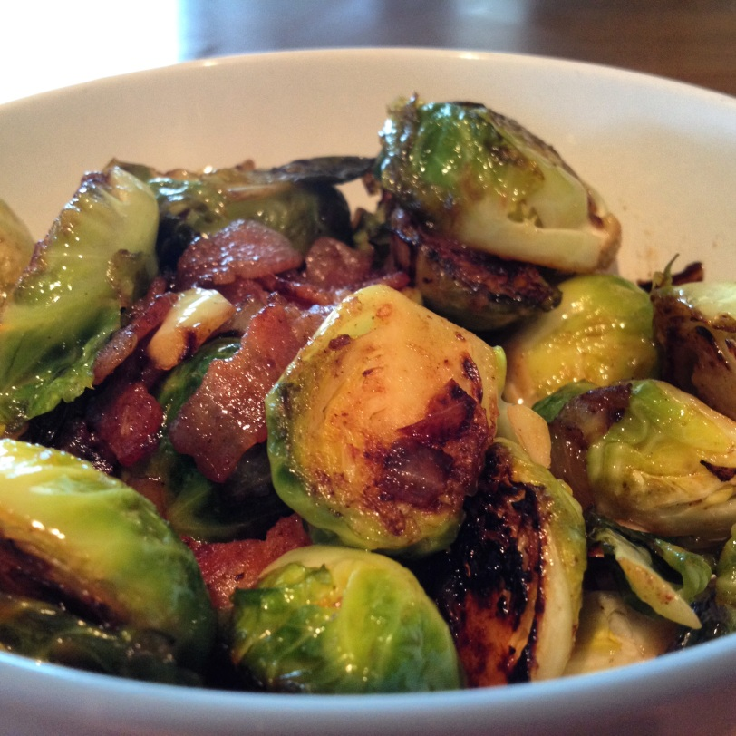 Amazing Brussel Sprouts