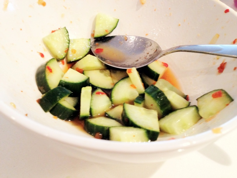 Cucumber Chilli