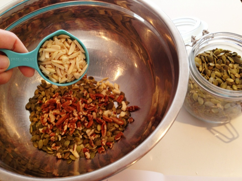 Dry Stuff, seeds, nuts and dried fruit