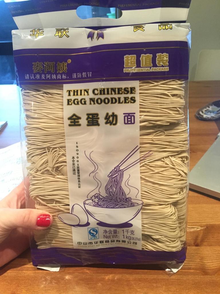 Big pack o noodles